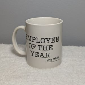 NEW! THE OFFICE EMPLOYEE OF THE YEAR MUG